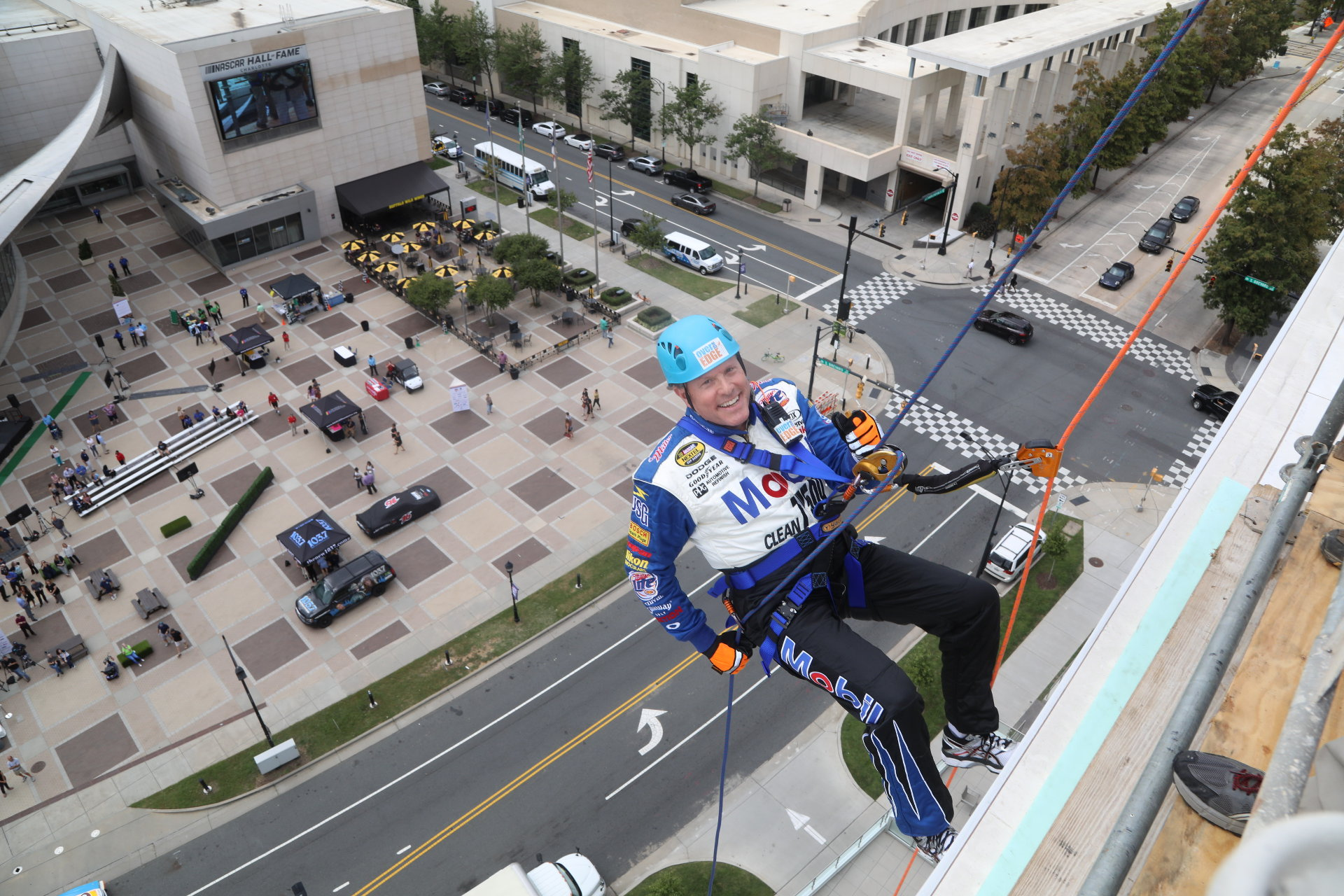 Go Over The Edge Charlotte!